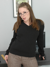 Christie Lee in Naughty Office