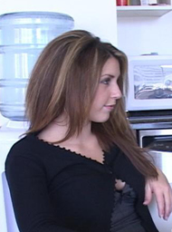 Isabella Soprano & Will Powers in Naughty Office