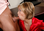 Jenny Hendrix & Tony DeSergio in Naughty Office - Sex Position 2
