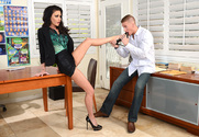 Jessica Jaymes & Richie Black in Naughty Office - Sex Position 1