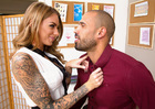 Juelz Ventura & Karlo Karrera in Naughty Office - Sex Position 2
