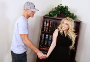 Kagney Linn Karter & Johnny Sins in Naughty Office - Sex Position 1