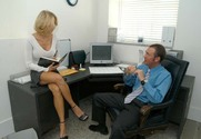 Katie Morgan in Naughty Office story pic