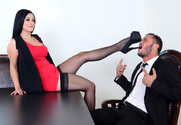 Katrina Jade & Danny Mountain in Naughty Office - Sex Position 1