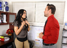Luna Star  & Johnny Castle in Naughty Office - Sex Position 2