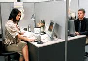 Savannah Stern & Chris Johnson in Naughty Office - Sex Position 1