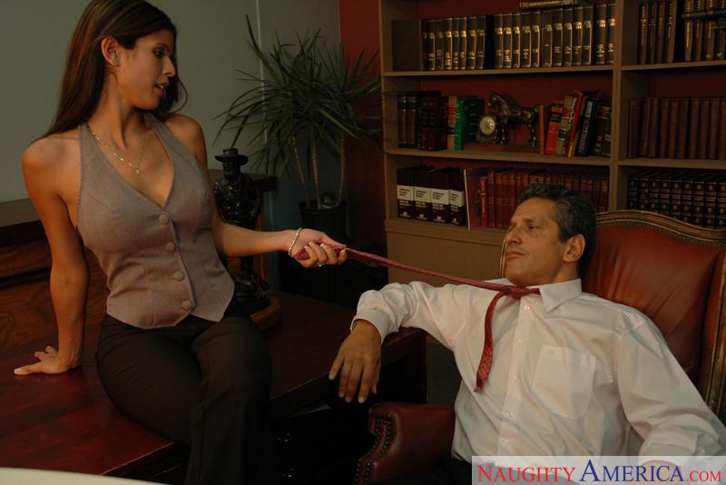 Porn star Shy Love getting ready