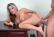 Tessa West & Jack Lawrence in Naughty Office - Sex Position 2