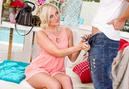 Kate England & Bambino in Naughty Rich Girls