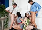Alia Janine & RayVeness - Sex Position 1