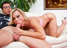 Amber Lynn & Dane Cross in Seduced by a Cougar - Centerfold