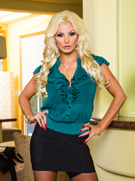 Brittany Andrews & Axel Aces in Seduced by a Cougar - Centerfold