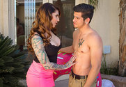 Darling Danika & Bambino in Seduced by a Cougar - Sex Position 1