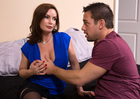 Diamond Foxxx & Johnny Castle in Seduced by a Cougar - Sex Position 2