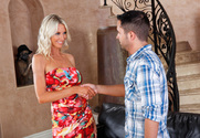 Emma Starr & Kris Slater in Seduced by a cougar - Sex Position 1