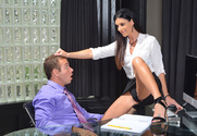 India Summer & Chad White in Seduced by a cougar - Sex Position 1
