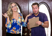 Julia Ann & Chad White in Seduced By A Cougar story pic