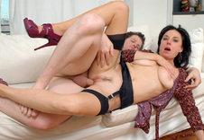 Watch Karen Kougar porn videos
