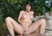 Kayla Synz & Chris Johnson in Seduced by a cougar - Sex Position 2