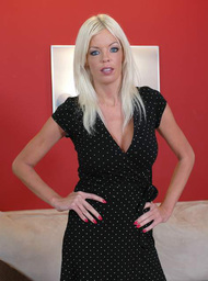 Boss & Cougar Porn Video with Big Fake Tits and Blonde scenes