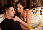 Samantha Ryan & Kris Slater in Seduced By A Cougar
