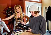 Sasha Sean  & Tyler Nixon in Seduced by a Cougar - Sex Position 1
