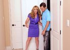 Shayla LaVeaux & Kris Slater in Seduced by a cougar - Sex Position 2