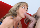 Shayla LaVeaux & Mikey Butders in Seduced by a cougar - Sex Position 2