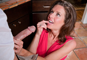 Veronica Avluv & Johnny Sins in Seduced by a cougar - Sex Position 2