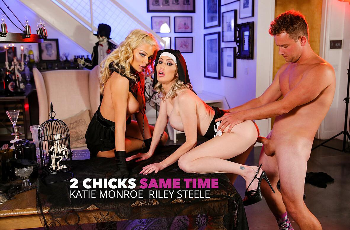 Katie Austin Anal - Threesome BGG Porn Videos, Watch Best HD Threesome BGG Sex ...