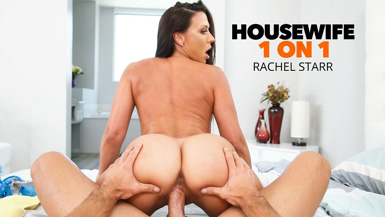 Kassandra Kelly (Rachel Starr) takes care of her husband's needs