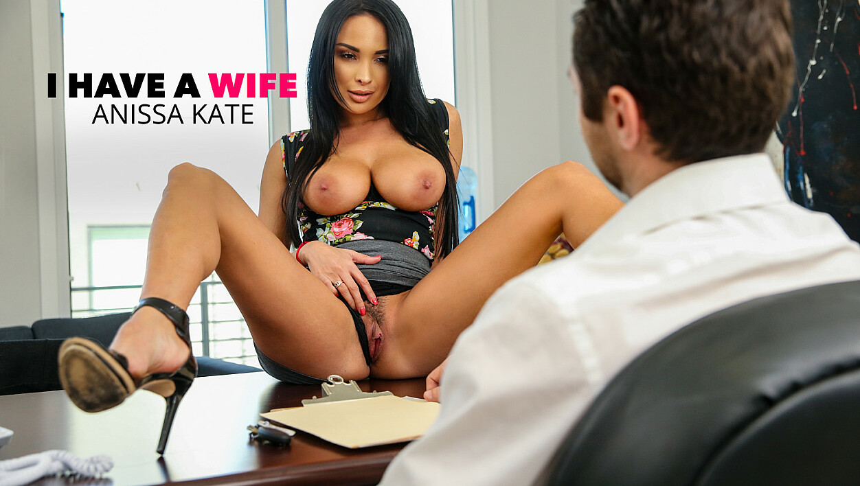 Anissa Kate fucks the car salesman to get a better deal!!!!