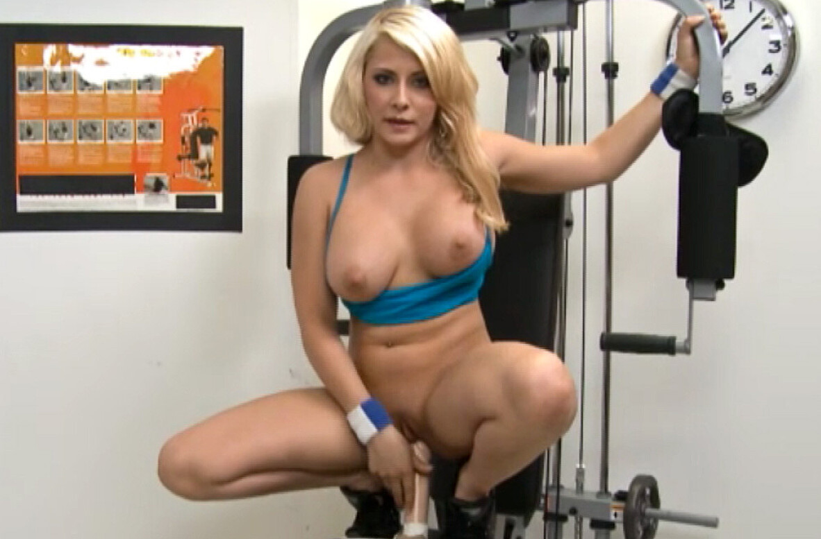 Watch Madison Ivy video in Live Gym Cam