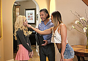 Elsa Jean & Mick Blue in My Daughter's Hot Friend