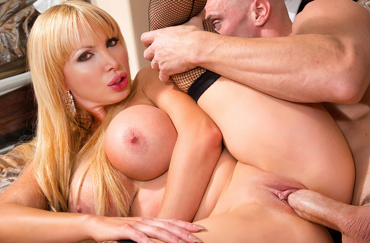Watch Nikki Benz and Johnny Sins video in My Dad's Hot Girlfriend