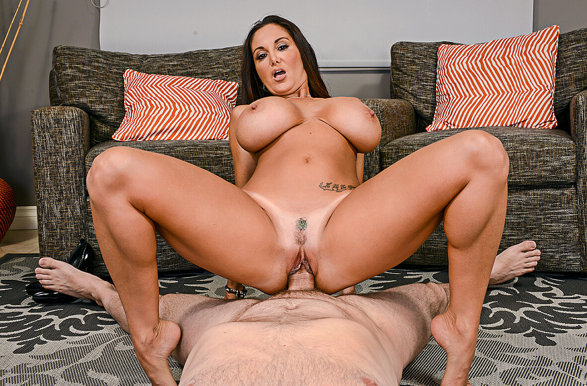 Watch Ava Addams and Preston Parker VR video in My Friend's Hot Mom