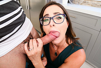 Mrs. Price Fucks Her Daughters Boyfriend - Sex Position 2