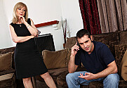 Nina Hartley & Daniel Hunter in My Friend's Hot Mom