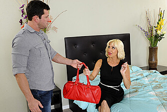 Tara Holiday fucking in the bedroom with her medium ass - Sex Position 2