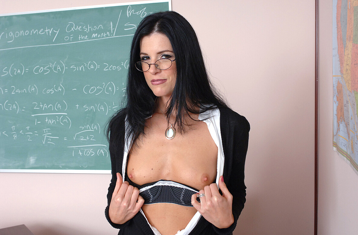 Watch India Summer and Johnny Sins video in My First Sex Teacher