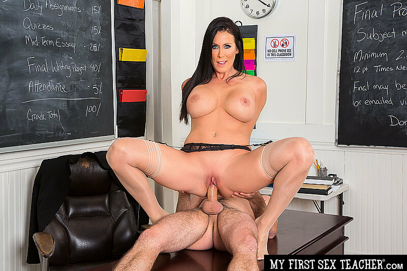 Milf δάσκαλος σεξ