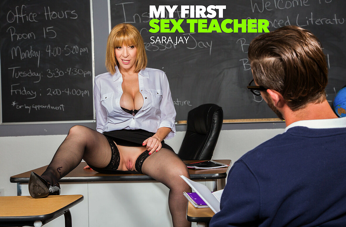 Female teacher masturbation