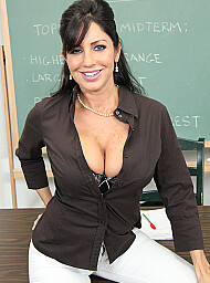 Teacher Porn Video with Athletic Body and Big Dick scenes