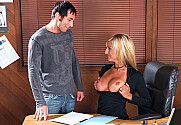 Val Malone & Joey Brass in My First Sex Teacher