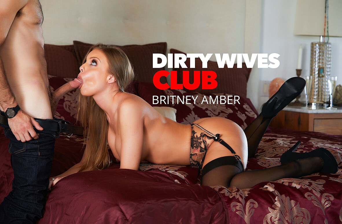 Watch Britney Amber and Jake Adams 4K video in Dirty Wives Club