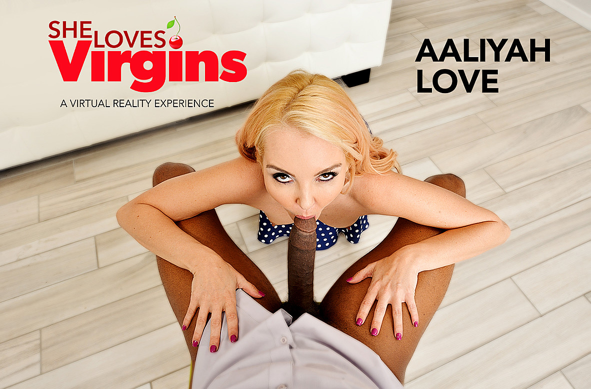 Watch Aaliyah Love and Isiah Maxwell VR video in Naughty America