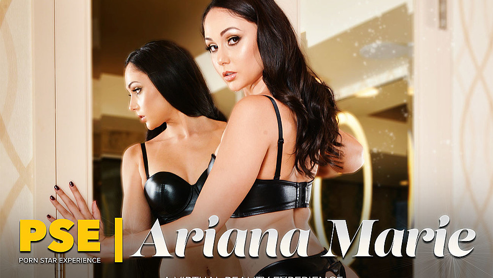 Click here to play  Get your dick wet with the svelte and sexy Ariana Marie VR porn
