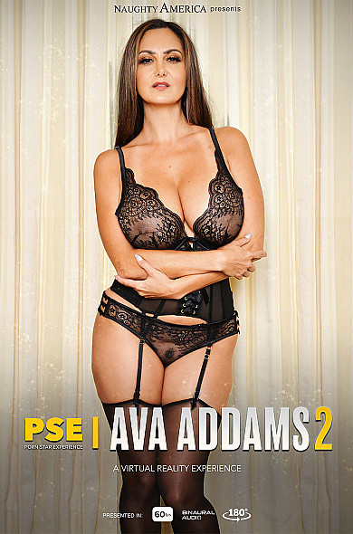 Watch Ava Addams enjoy some American and Big Ass!