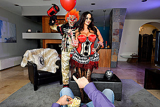 Ava Addams fucking in the floor with her tits vr porn - Sex Position 1