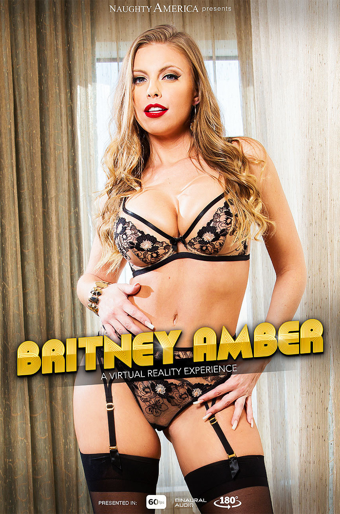 Watch Britney Amber and Chad White VR video in Naughty America